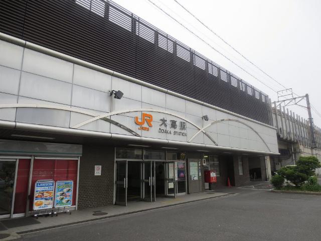 大高 駅舎