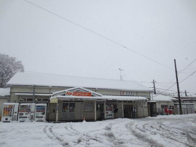 松田 駅舎