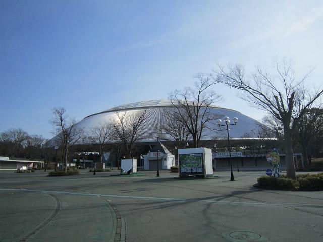 西武球場ドーム