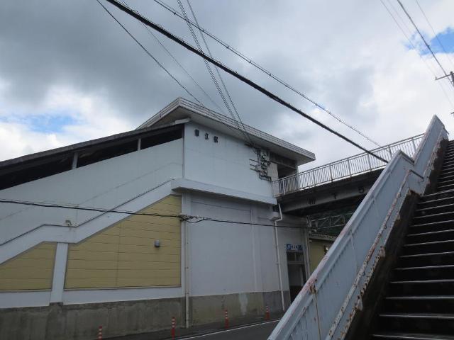 黒江 駅舎