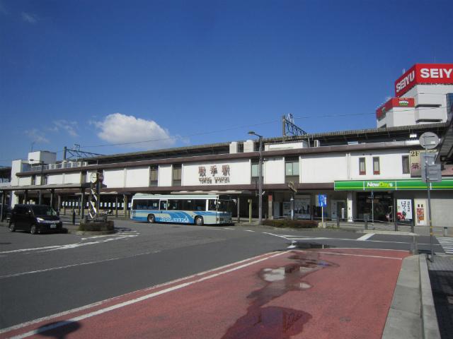 取手東駅舎
