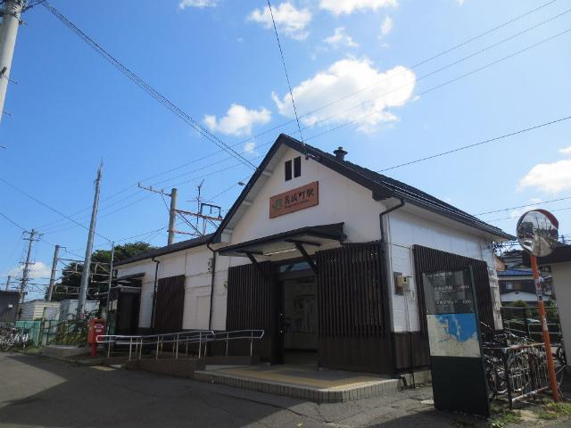 高城町 駅舎2