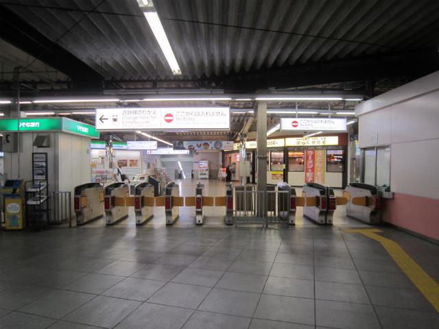 鶴橋近鉄東乗換出口