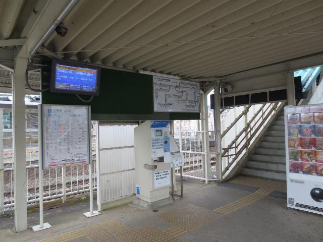 石原 駅舎内部1