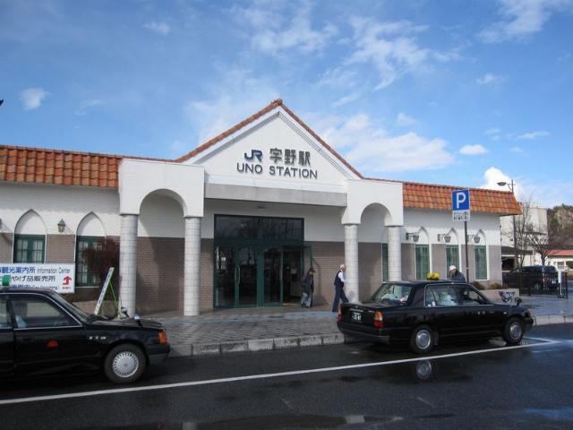 宇野駅 駅舎