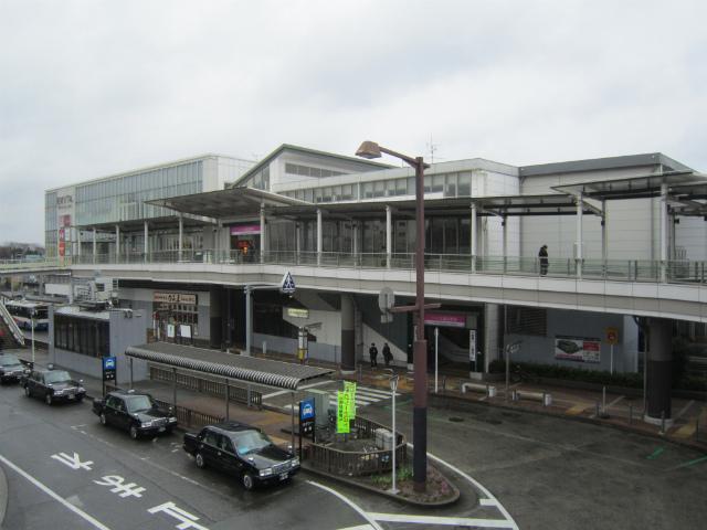 北習志野新京成駅舎