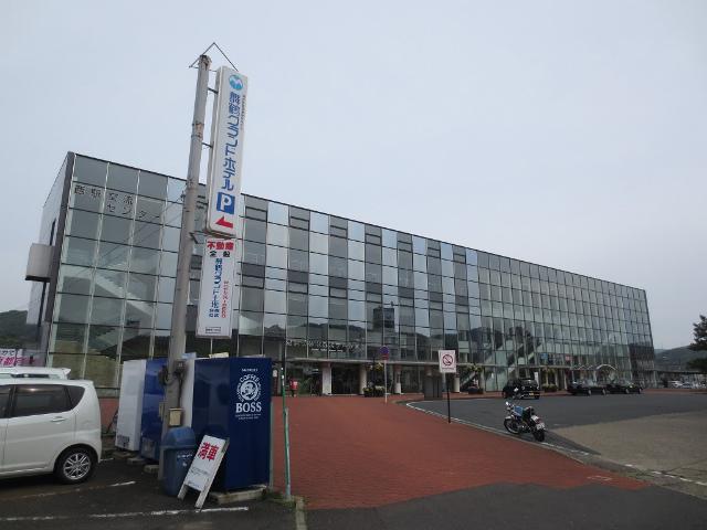 西舞鶴 駅舎1