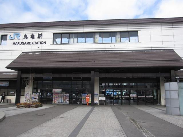 丸亀駅 駅舎