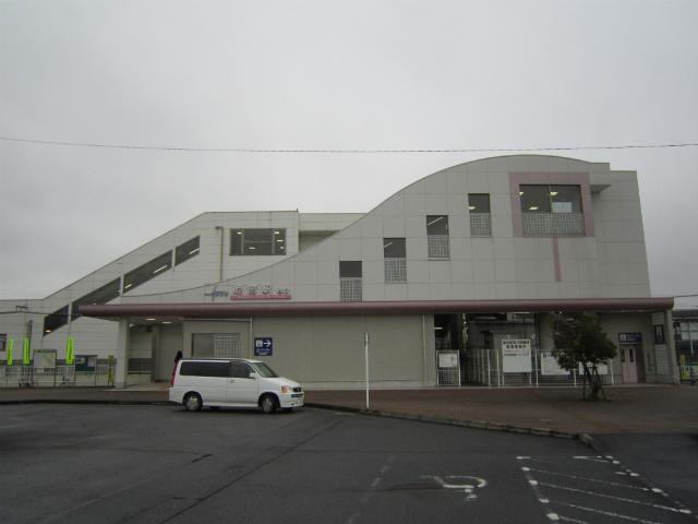 姫宮西口駅舎
