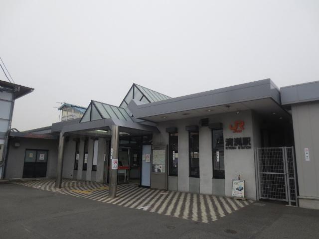 清洲 駅舎