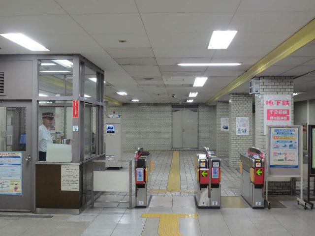 野田阪神 南