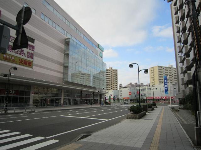 桑園東駅前