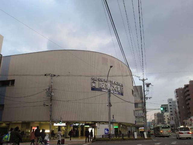 大宮 駅舎
