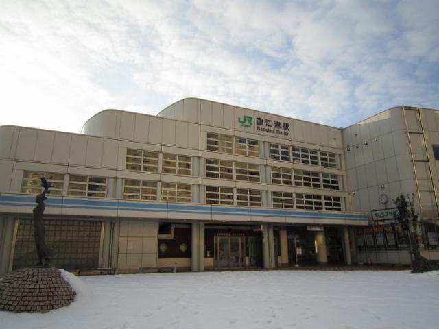 直江津駅舎