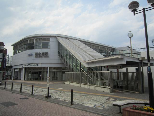 西永福駅舎