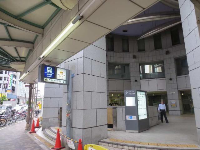 天六 駅舎