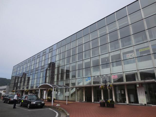 西舞鶴 駅舎2
