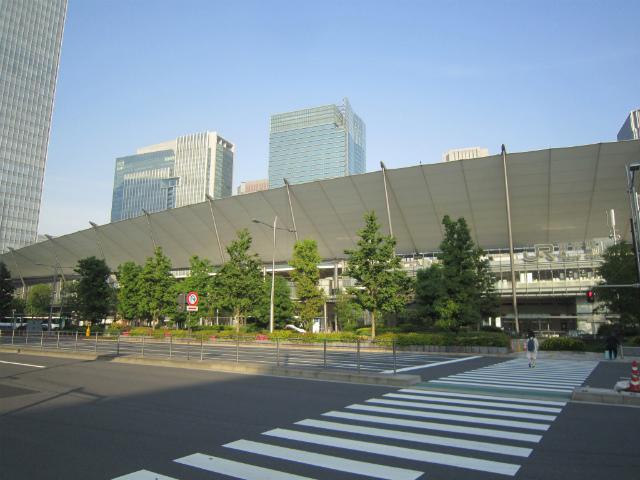 東京八重洲駅舎