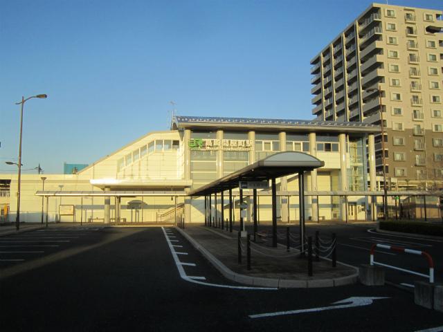 問屋町駅舎