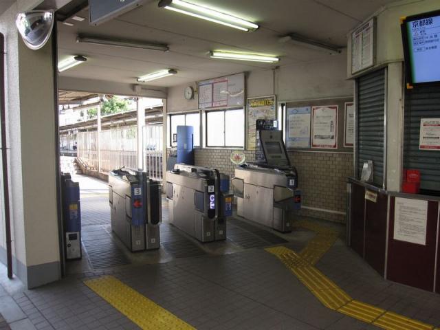 吹田(阪急)北 淡路方面