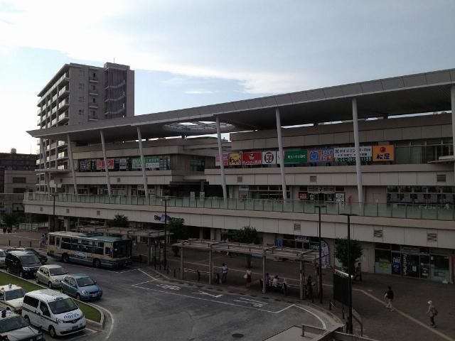 狭山市駅前広場1