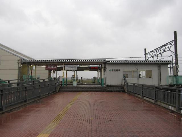 西新発田駅
