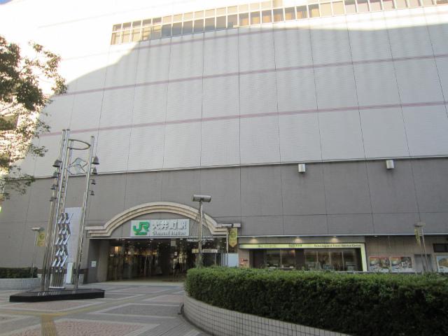 大井町駅中央駅舎