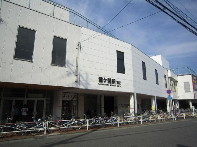霞ヶ関駅舎