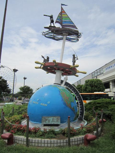 葛西臨海公園オブジェ