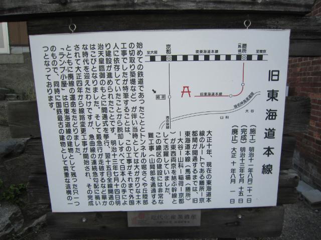 稲荷旧東海道