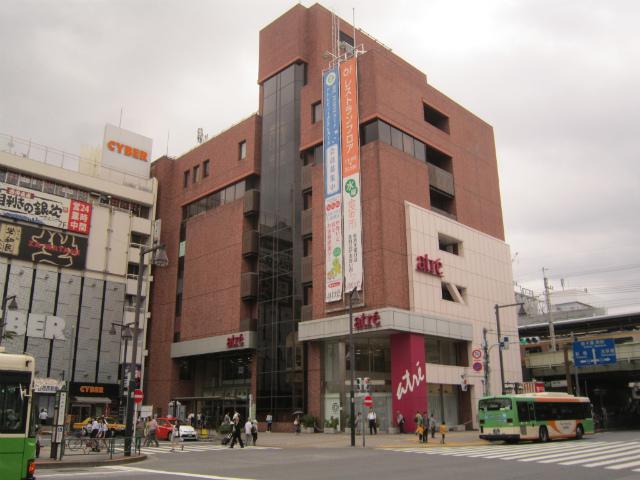 亀戸北口駅舎