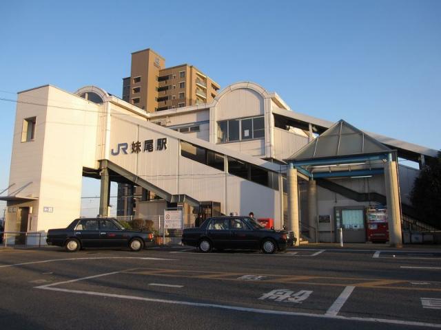 妹尾 駅舎