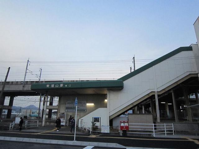 東福山駅舎