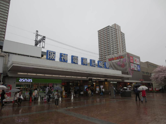 尼崎(阪神) 駅舎