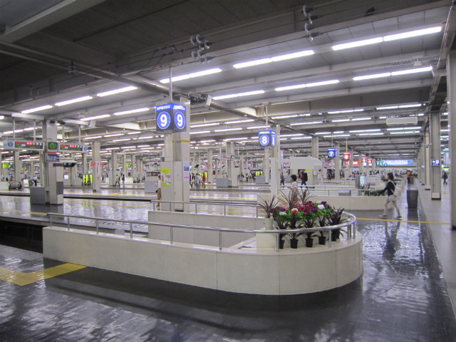 梅田阪急ホーム