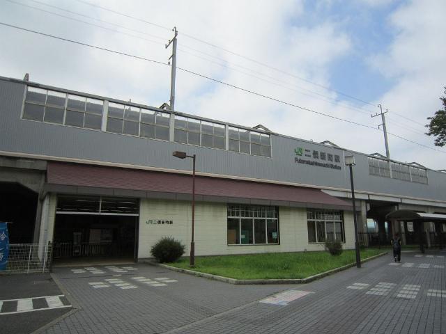 二俣新町駅舎