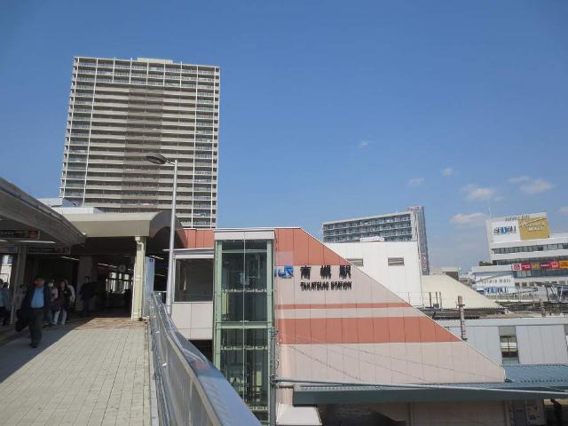 高槻 駅舎