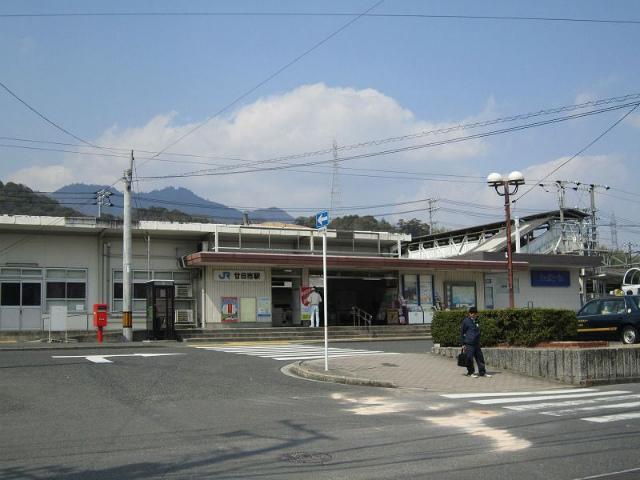 廿日市駅舎