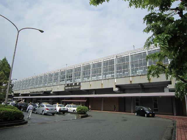 新下関駅舎