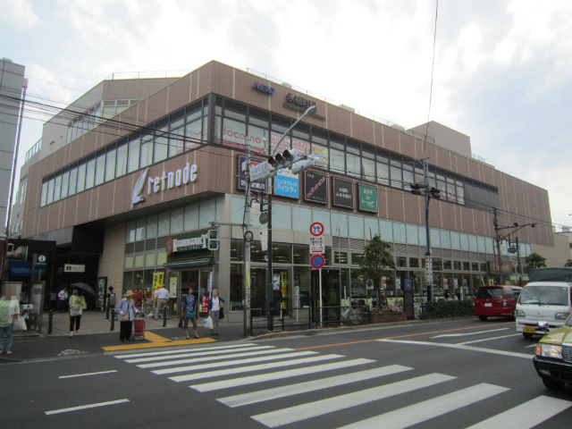 永福町駅舎