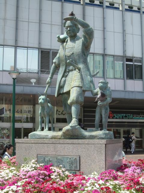 岡山桃太郎