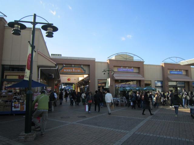 南町田クランベリーモール