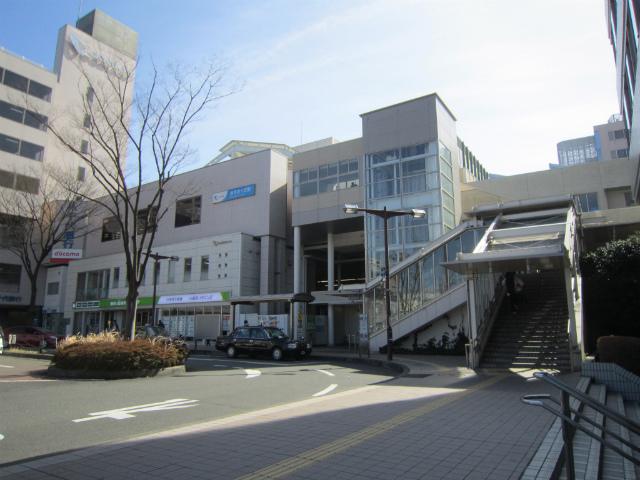 新百合駅舎
