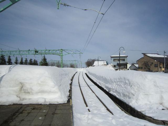 二本木線路終端