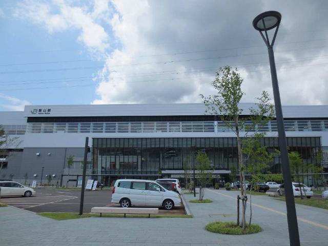 飯山 駅舎2
