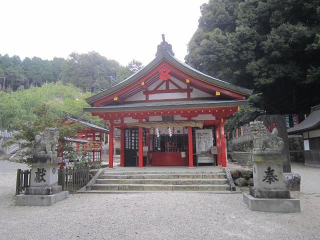楽田大県神社
