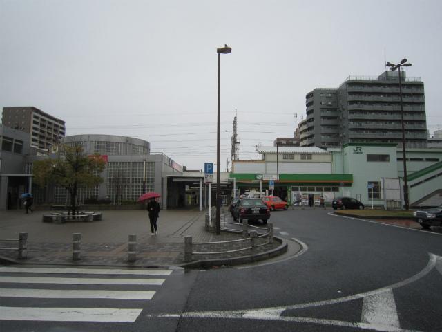 南流山駅全景