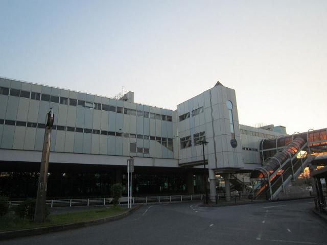 千城台駅舎
