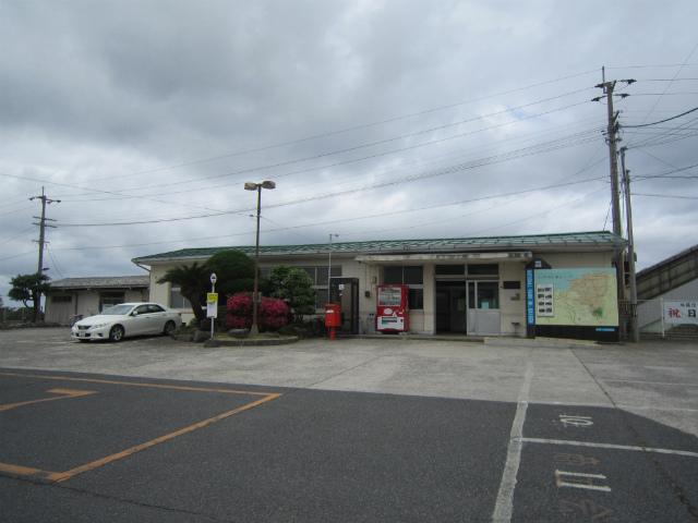 大山口駅舎