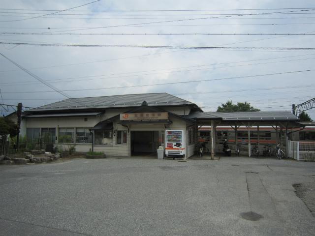 元善光寺駅舎